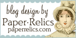 Blog Design By Paper Relics