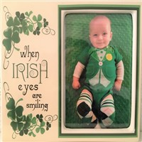 Irish Eyes Frame