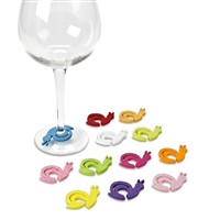 Snail Wine Markers