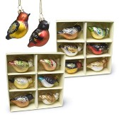 Songbird Ornaments