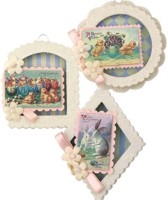 Bethany Lowe Easter Wish Ornaments