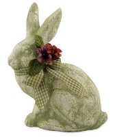 Bethany Lowe Resting Bunny
