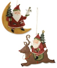 Bethany Lowe Jolly Old Time Ornaments