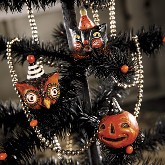 Bethany Lowe Halloween Clip Topper Ornaments