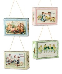 Bethany Lowe Easter Candy Boxes