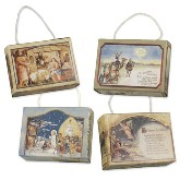 Bethany Lowe Nativity Candy Box