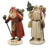 Bethany Lowe Father Christmas Figurine