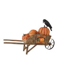 Bethany Lowe Harvest Wheelbarrow