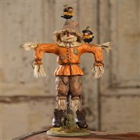 Bethany Lowe Scarecrow Guard Figure