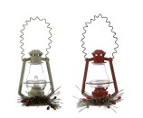 Lantern Light-up Christmas Ornament