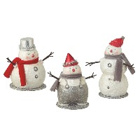 Midwest Small Snowman Characters