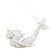 Midwest Mermaid Wafer Ornament