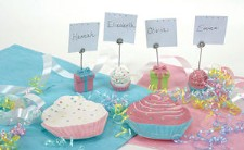 Birthday Placecard or Photo Holders
