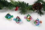 Tropical Fish Ornament Set
