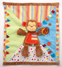 Douglas PlayTivity Monkey Blankee