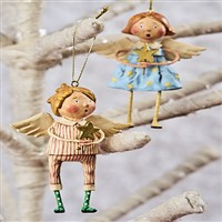 Lori Mitchell Babes In Toyland Ornaments