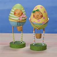 Eggland's Best Duo Lori Mitchell