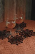 Heritage Lace Spider Web Doily Set