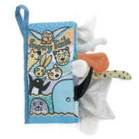 Jellycat Snowy Tails Book