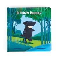 Jellycat Is This My Home? Board Book