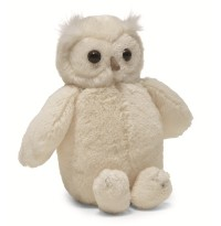 Jellycat Woodland Babe Owl Small