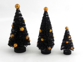KD Vintage Mini Trio Black Trees