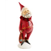 K&K Interiors Santa With Bag