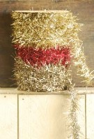 Triple Cheers Holiday Spool Tinsel
