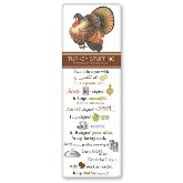 Mary Lake-Thompson Turkey Stuffing Recipe Towel