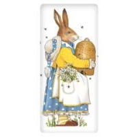 Mary Lake-Thompson Beehive Rabbit Towel