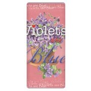 Mary Lake-Thompson Violets Are Blue Towel