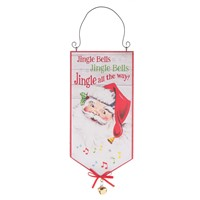 Midwest Jingle Bells Wall Plaque