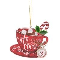 Midwest Hot Cocoa Ornament