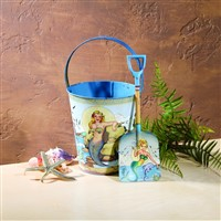 Mermaid Sand Pail And Shovel Set