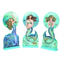 Magic Mermaid Die Cut