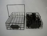 Park Hill Rectangle Wire Bin Baskets