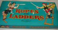 Vintage Ropes & Ladders Game