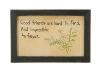 Good Friends Stitchery