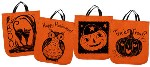 Whimsical Trick-or-Treat Bags