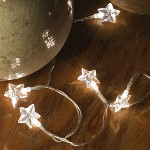 String Star Lights Battery Operated