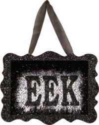 Eek Frame Ornament