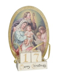 Nativity Advent Countdown