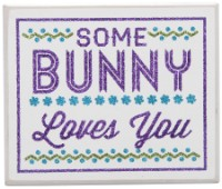 Some Bunny Fancy Box Sign