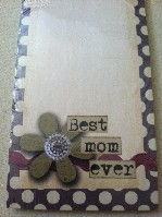 Best Mom Ever List Notepad