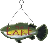 Lake Fish Ornament