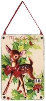 Merry Christmas Deer Retro Countdown