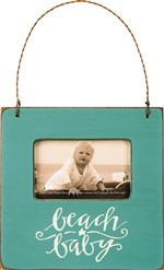 Beach Baby Mini Frame
