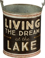 Dream Lake Mini Pail