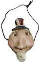 Uncle Sam Head Ornament