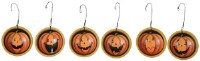 Jack-O Bowl Ornaments